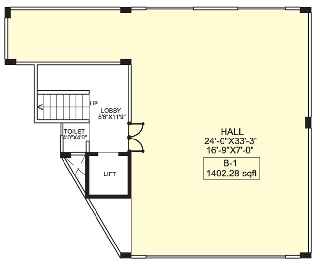 UDB Ajit Tower - Floor Plan