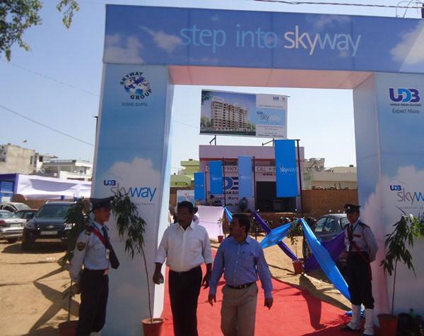 Skyway Launching