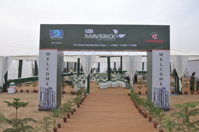 UDB MAVERICK Launching