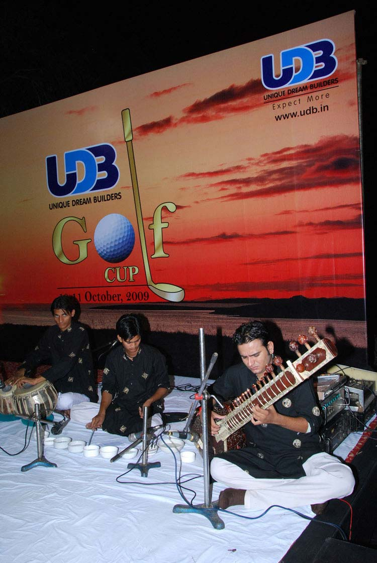 GOLF 2009 PARTY