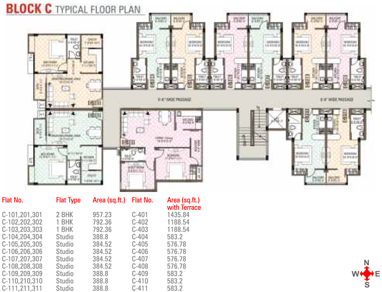 UDB Celebrations - Floor Plan