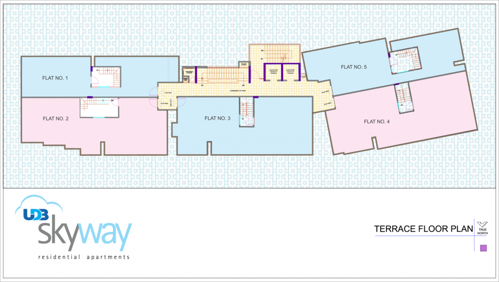 UDB Skyway - Floor Plan