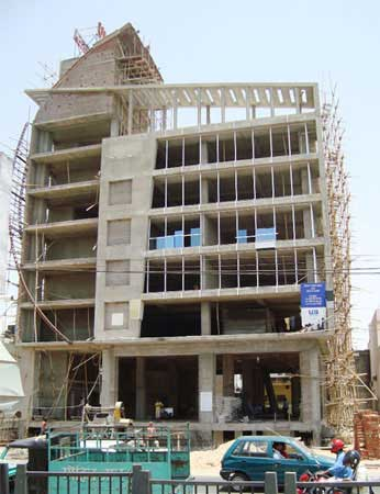 UDB Business Avenue - Building Construction