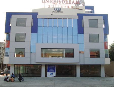 Unique Landmark - Building Construction
