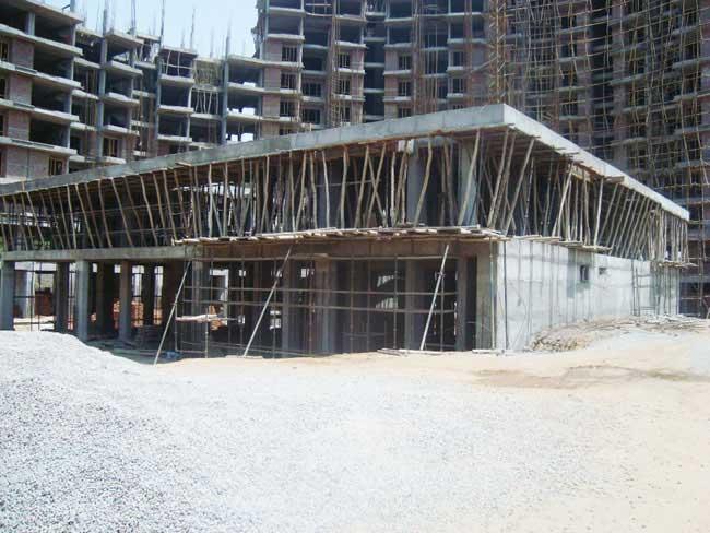 Unique Harmony Apartments - Building Construction