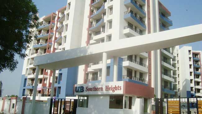 Southern Heights - Building Construction