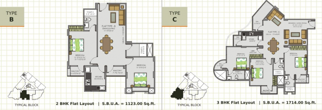 UDB Maverick - Floor Plan