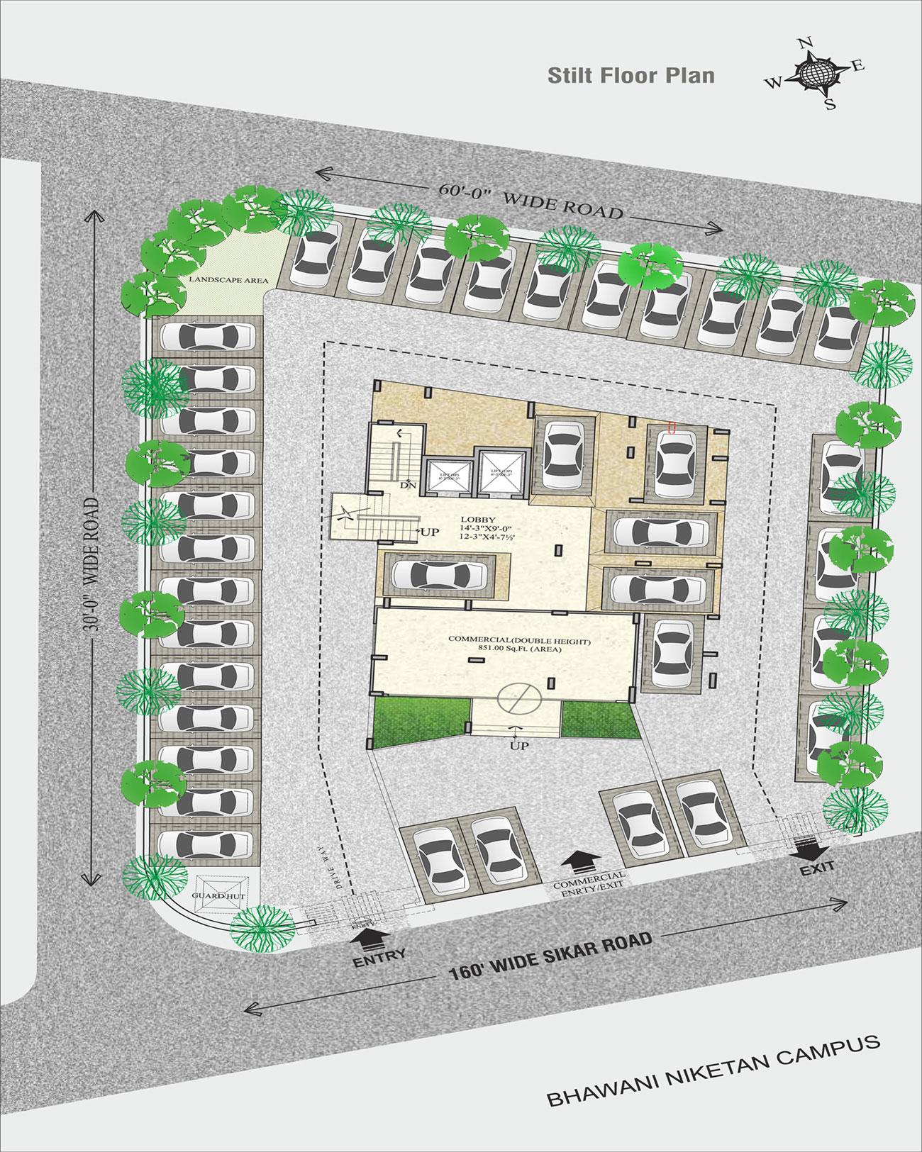 UDB skyway-Ⅰ - Floor Plan
