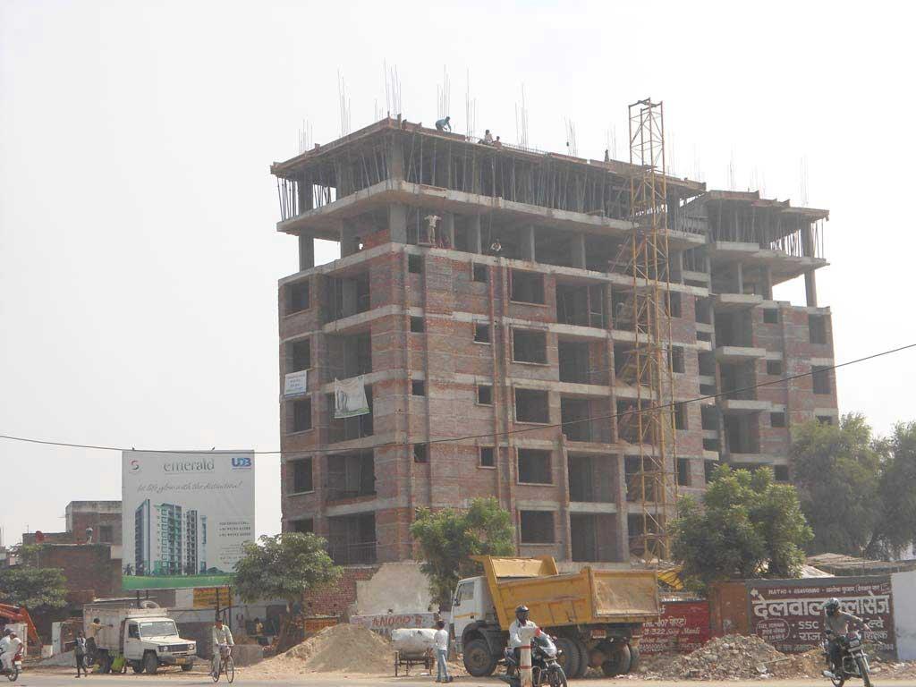 UDB Emerald - Building Construction