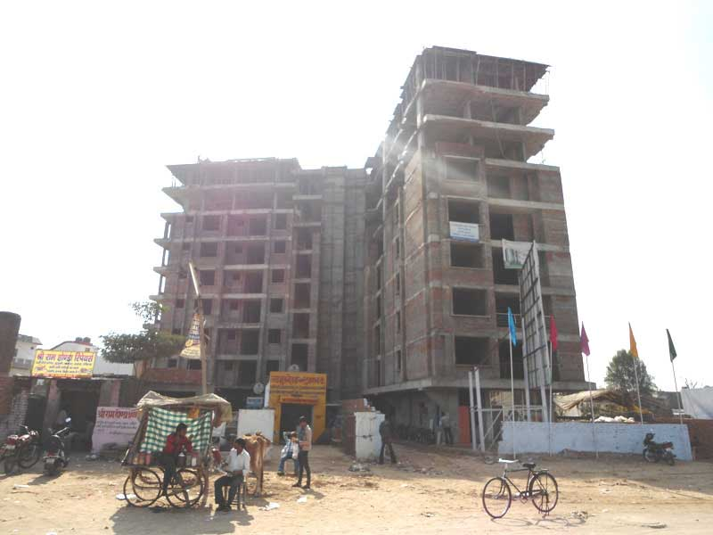 UDB Emerald - Building Construction