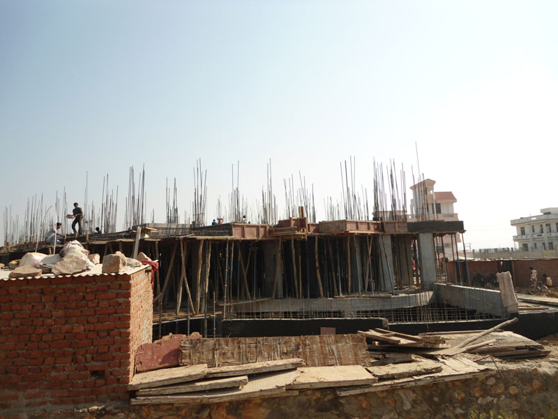 UDB Maverick - Building Construction
