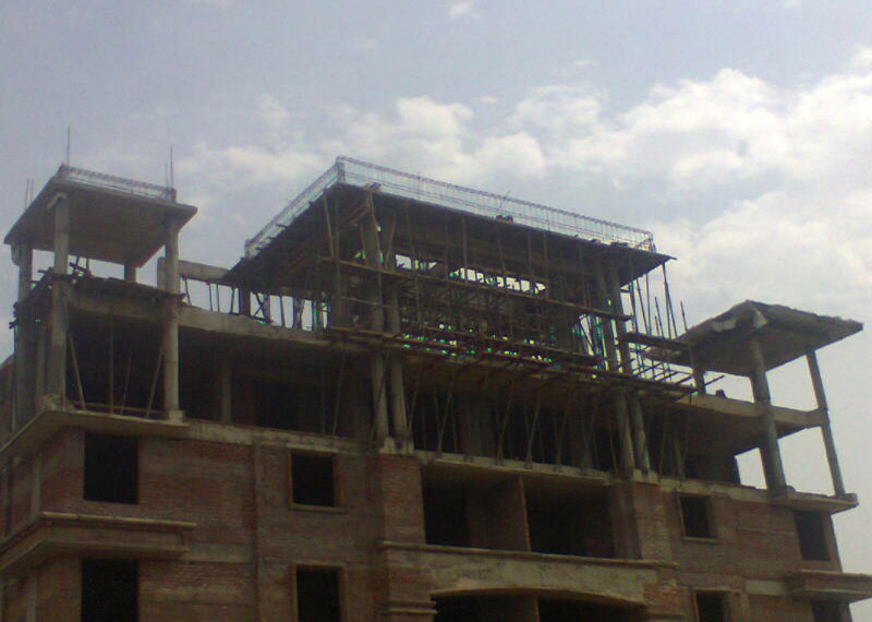 UDB Ecoscape - Building Construction
