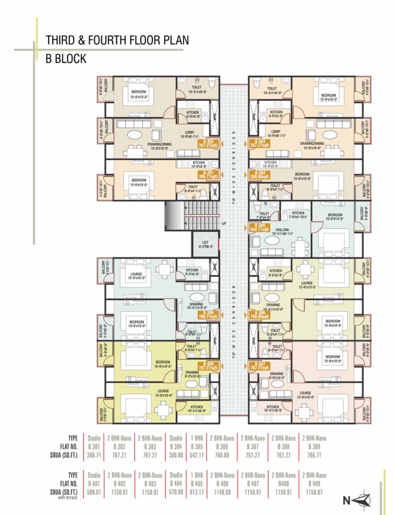 UDB Eco Homes - Floor Plan