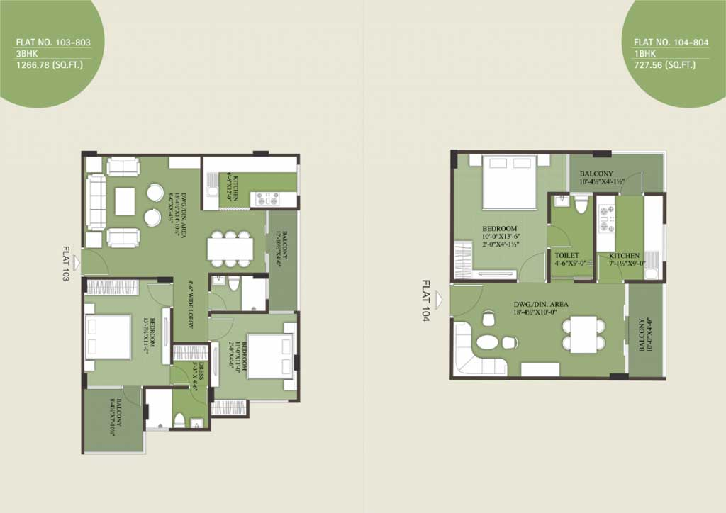 UDB Emerald - Floor Plan