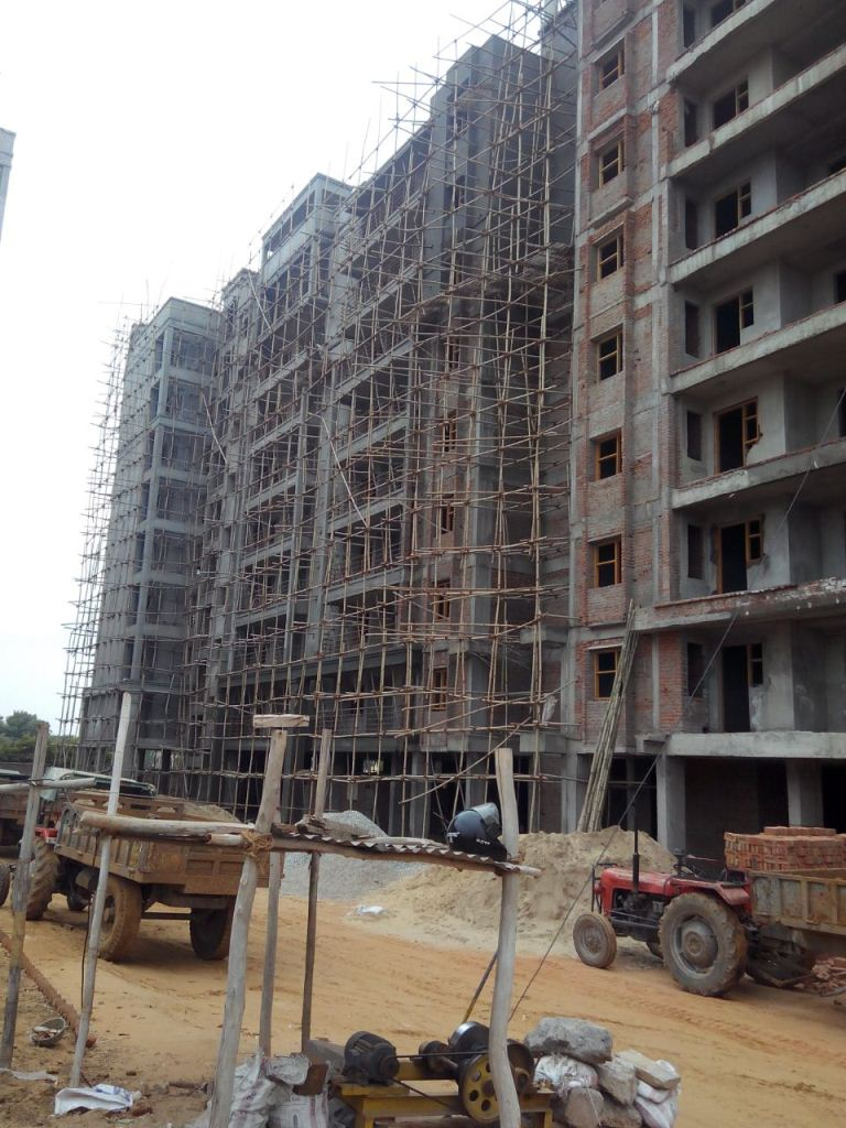 UDB Orchid - Building Construction