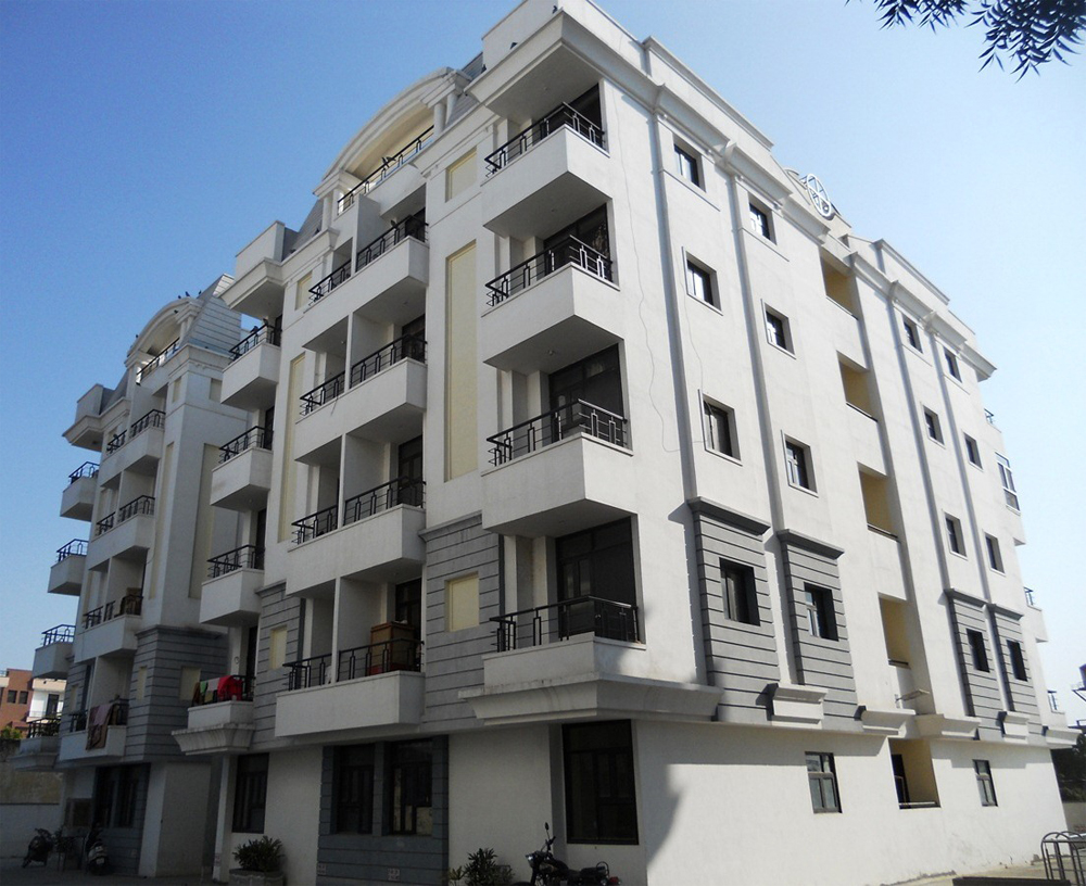 UDB Eco Homes - Building Construction