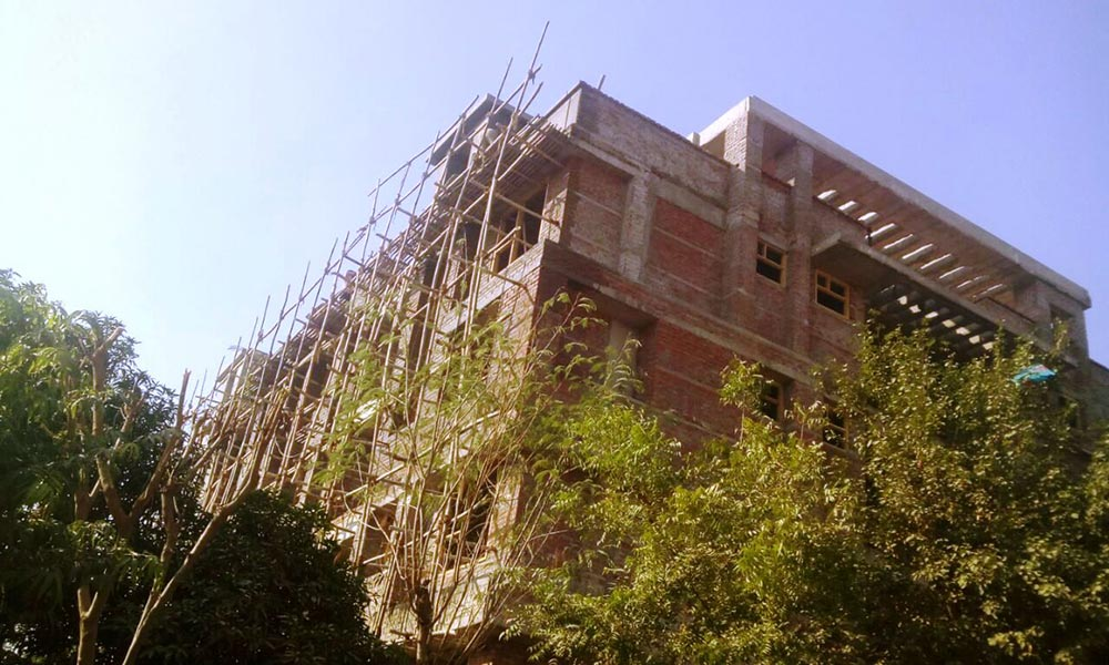 UDB Karol villa - Building Construction